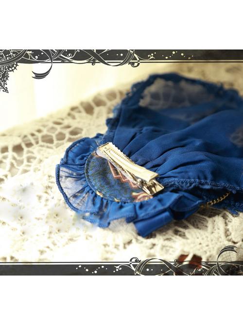 Magic Tea Party Siren's Song Series Lolita Hairpin