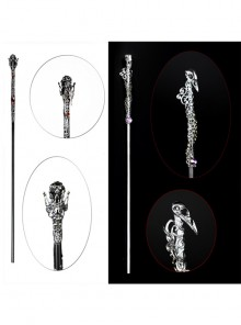 The BJD's All Metal Light & Darkness Wand