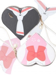 Fashion Card Captor Sakura Series Printing Heart-shaped Sweet Lolita Card Package