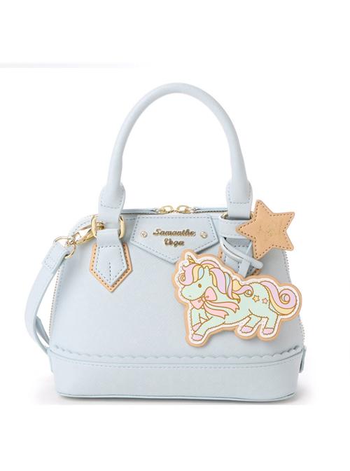 Fashion Gemini Unicorn Sweet Lolita Handbag Shoulder Bag