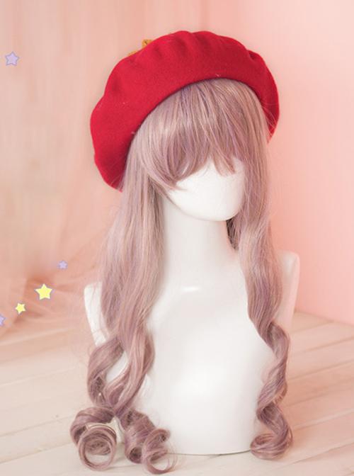Strawberry Berries Cute Lolita Beret