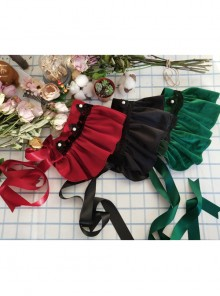 Little Red Riding Hood Series Lolita Hair Band