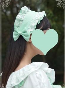 Magic Tea Party Wind's Child Series Bowknot Lolita Hair Band Style Hair Hoop