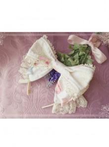 Magic Tea Party Sweet Cake Party White Sweet Lolita Hair Hoop