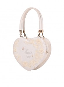 Elegant Bride Heart-shaped Lolita Bag