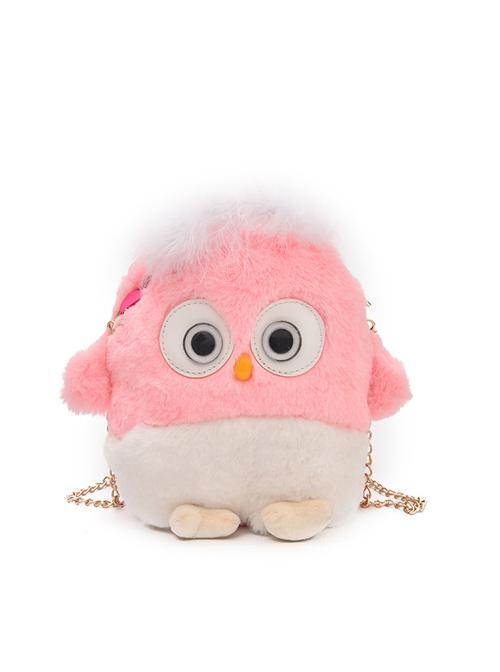 Retro Cute Birds Pattern Lolita Shoulder Bag