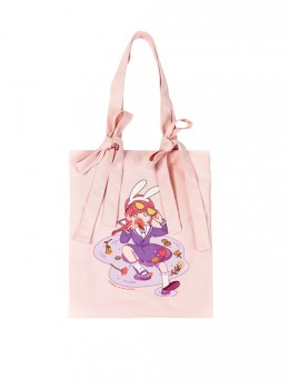 Retro Autumn Girl Printing Lolita Handbag Shoulder Bag