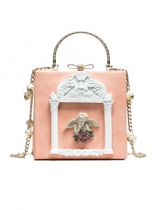 Baroque Angel Rose Retro Lolita Shoulder Bag