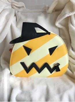 Halloween Devil Pumpkin Gothic Lolita Shoulder Bag