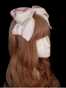 Flower Elf Series KC Classic Lolita Head Hoop