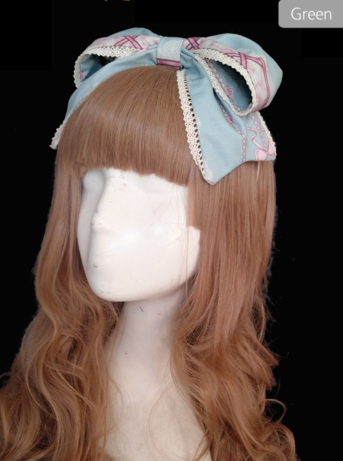 Flower Elf Series KC Classic Lolita Head Hoop