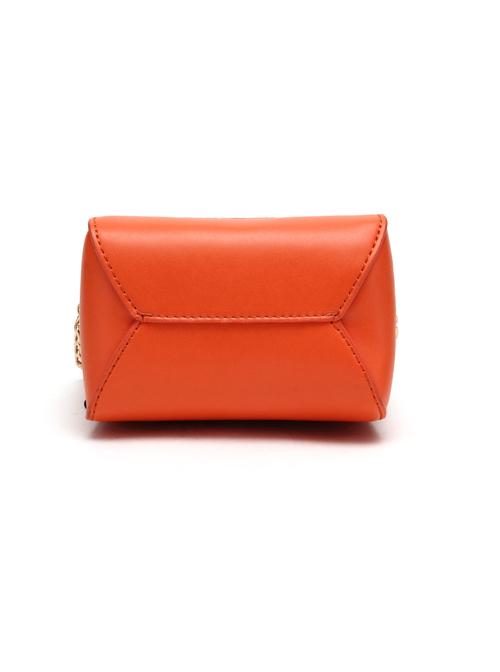 Demon Pattern Gothic Lolita Halloween Orange Chain Shoulder Bag