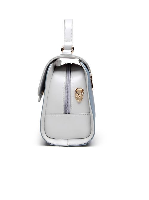 Light Blue Printing Elegant Classic Lolita Shoulder Bag