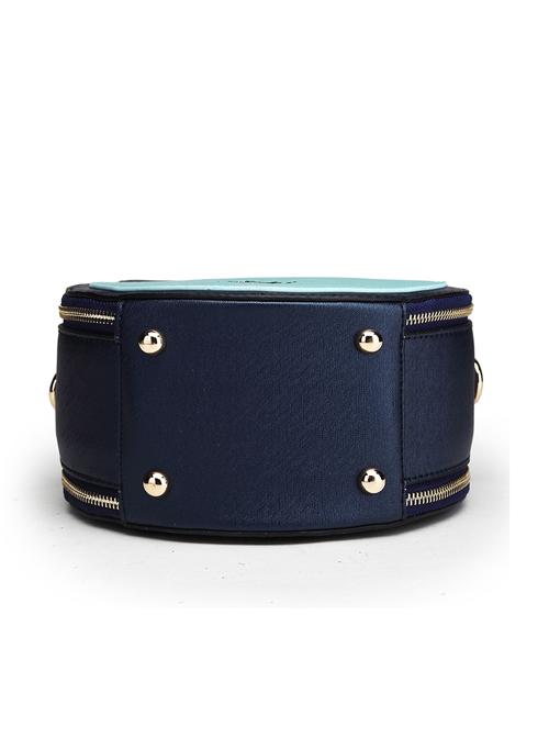 Cute Cat Embroidery Sweet Lolita Blue Shoulder Bag