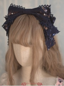 Alice's Dreamland Series KC Classic Lolita Hair Hoop