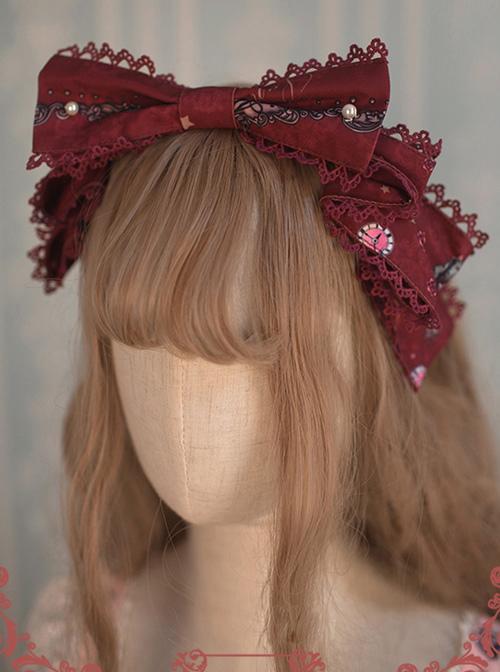 Alice's Dreamland Series KC Classic Lolita Hair Hoop