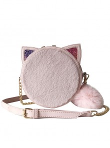 Cute Kitten Sweet Lolita Shoulder Bag