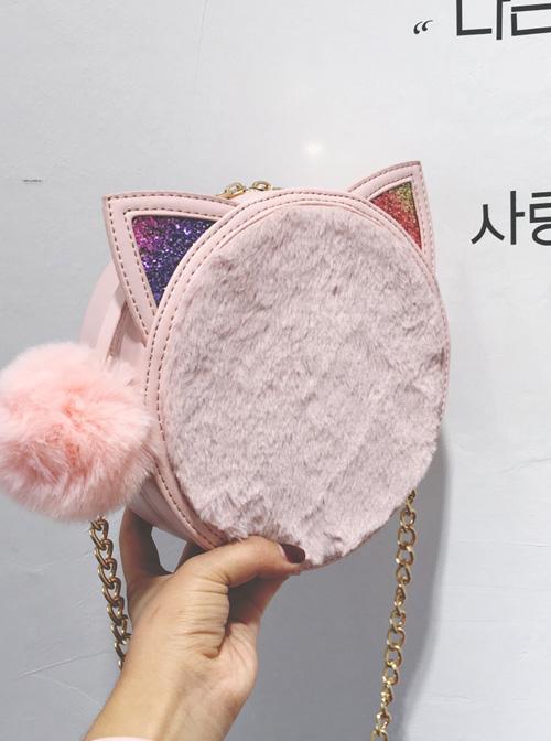 Cute Kitten Sweet Lolita Shoulder Bag
