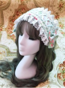 Rococo Dance Party Series Classic Lolita Hair Band