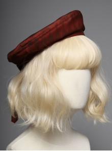Ten Little Indians Series Gothic Lolita Hat