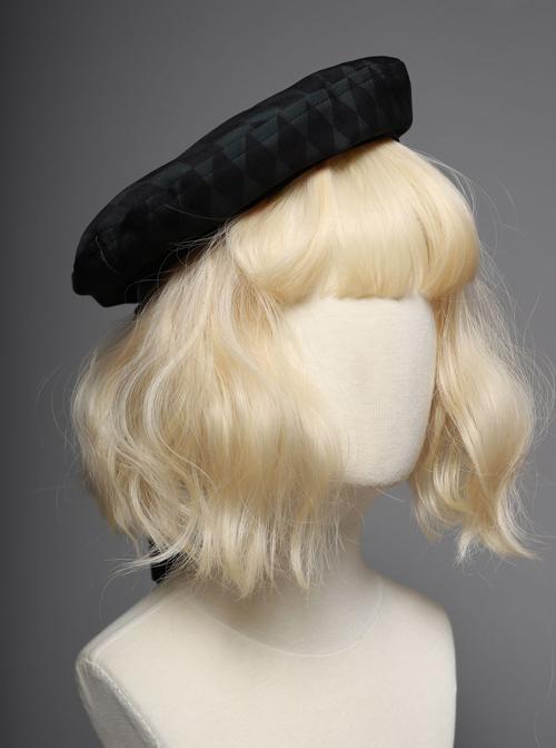 Ten Little Indians Series Gothic Lolita Hat
