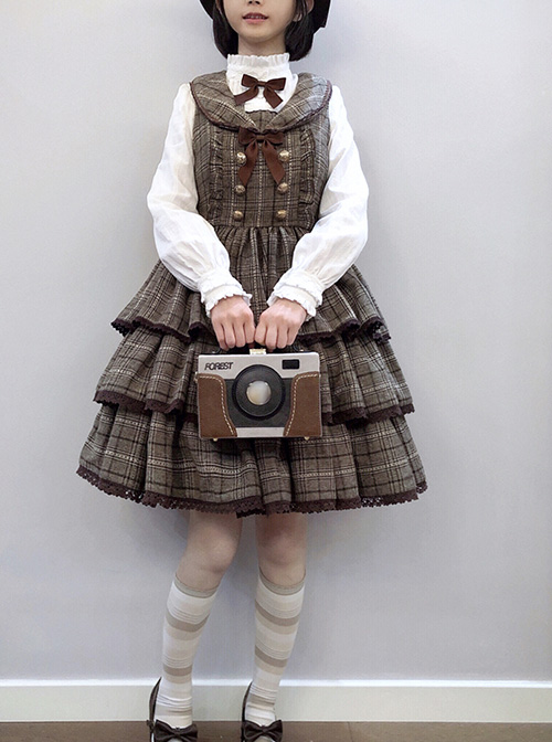 Cute Small Camera Series Classic Lolita Bag