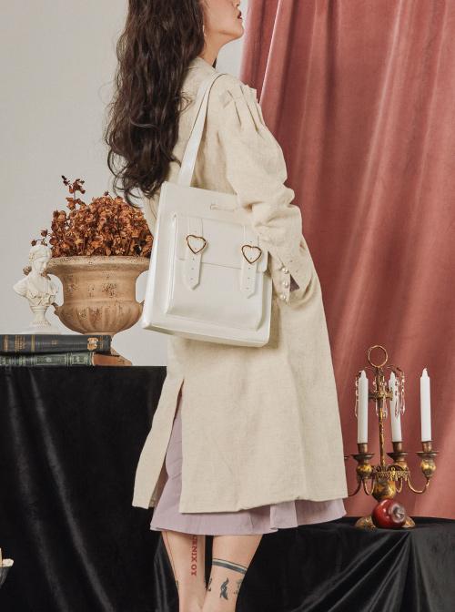 Spring-Summer High-capacity Commute Classic Lolita Shoulder Bag
