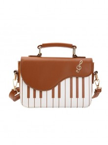 Piano Printing Sweet Lolita Shoulder Bag