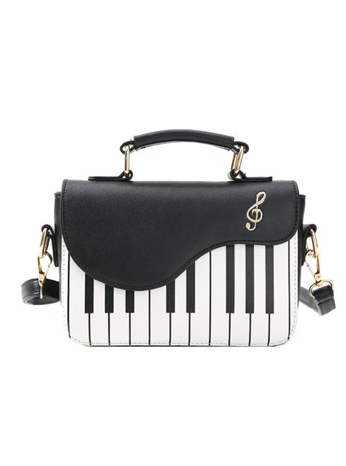 Piano Printing Sweet Lolita Shoulder Bag