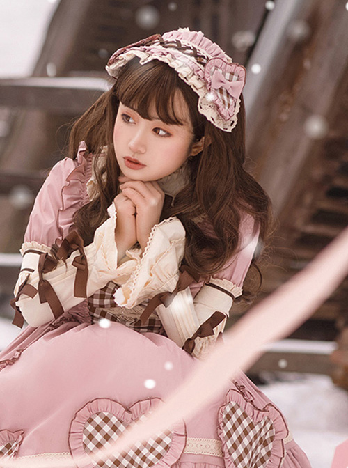 Cherry Series Pink Sweet Lolita Headband