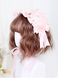 Joan Series Cute Air-bangs Lolita Wig
