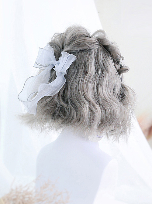 Joan Series Cute Air-bangs Lolita Wig