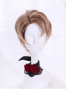 Earl Of Seidel Series Side Parting Lolita Mens Wig