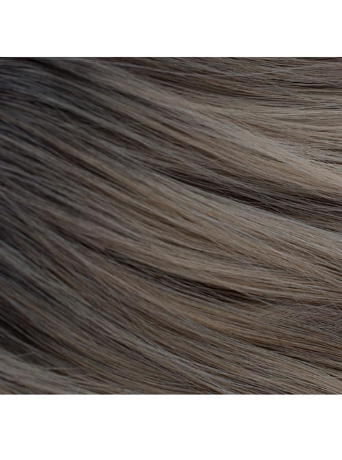 Gray Staining Inner Buckle Short Hair Lolita Wig