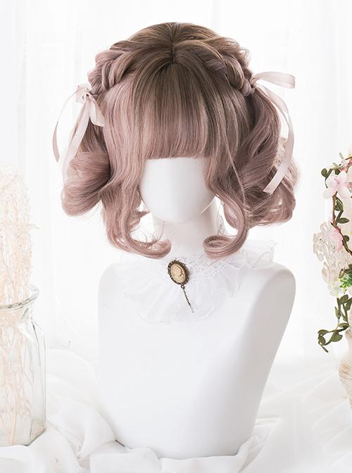 Dyed Gradient Elegant Classic Lolita Wigs