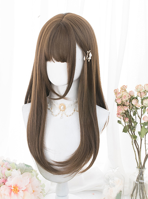 *Miss Thea* Series Classic Lolita Long Daily Wigs