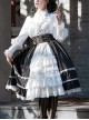 Sonata Series Elegant Retro Palace Classic Lolita Skirt