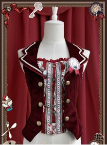 Infanta Rabbit Poker Series Lolita Vest