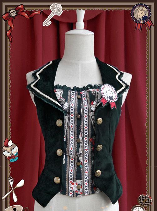Infanta Rabbit Poker Series Lolita Vest