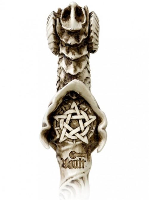 Punk Gothic Retro Dragon Wand