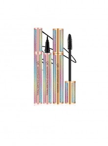 Beauty QIC Starry Waterproof Black Eyeliner Mascara Set