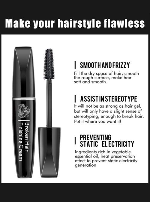 ALIVER Broken Hair Finishing Cream Finishing Hair Wax Stick