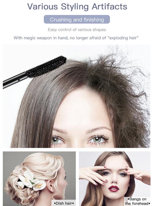 FLASH MOMENT Broken Hair Finishing Stick Anti-Frizz Styling Fluid