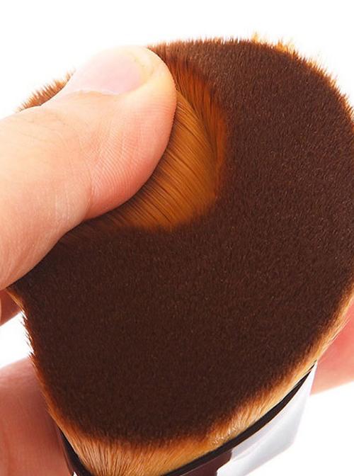 No. 55 Magic Foundation Brush Multifunction No Trace Makeup Brush
