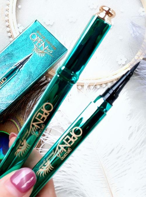 GECOMO Malachite Green Packing Eyeliner