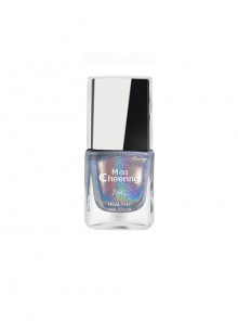 Colorful Environment-friendly Diamond Laser Nail Polish