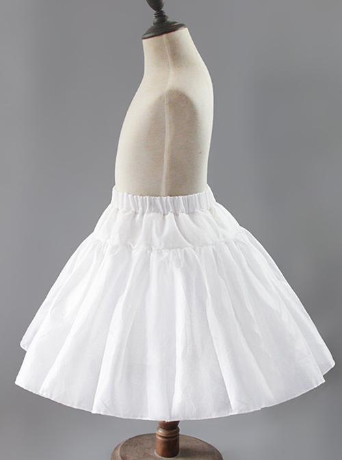 Lolita White Fluffy Petticoat