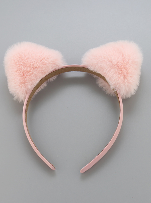 Plush Cat Ears Children Cute Hairband