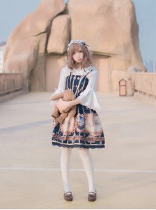 Nautical Lolita Dress JSK