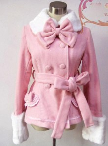 Girls Sweet Angela Elegant Short Lolita Jacket